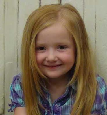 Model rambut panjang untuk anak perempuan berwajah bulat 201498754