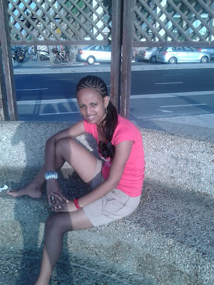 cute Eritrean baby