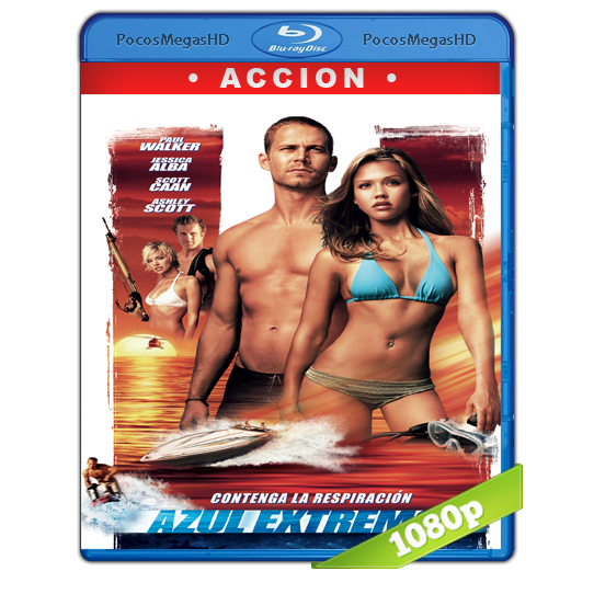 Azul Extremo (2005) BRRip 1080p Audio Dual Latino/Ingles 5.1