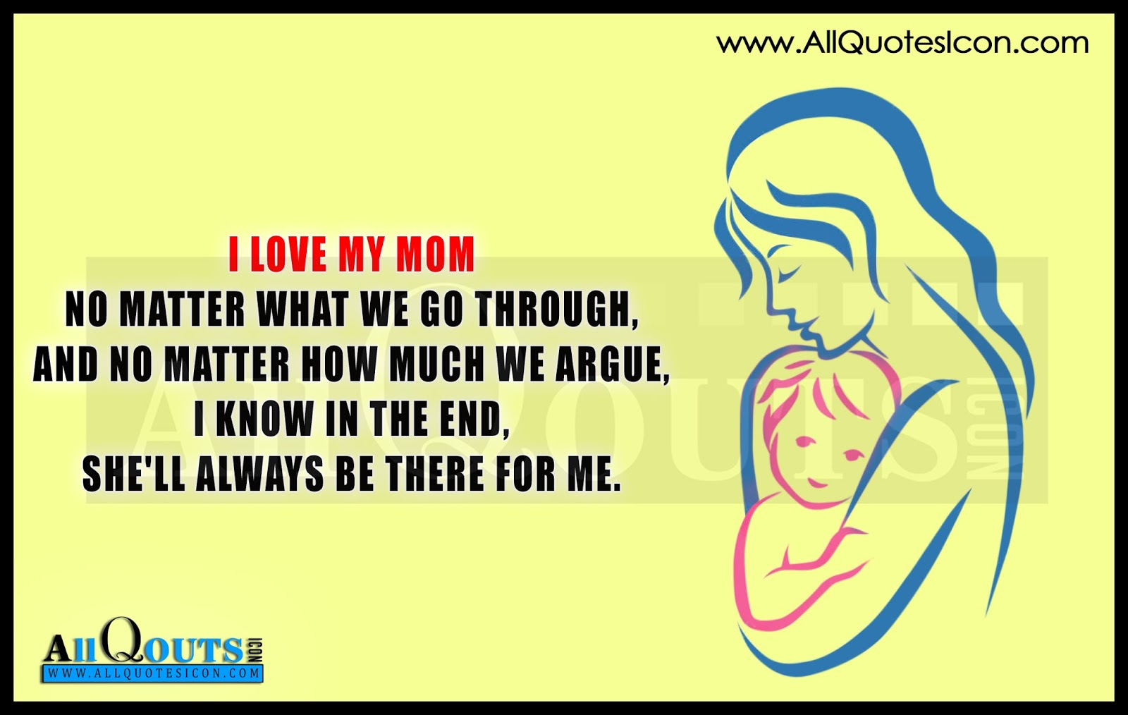 I Love You Quotes Hd : Love you Mom Images English Quotes HD Wallpapers Best Mother Quotes ...