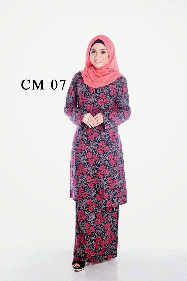 Milla Baju Kurung Cotton Moden 07