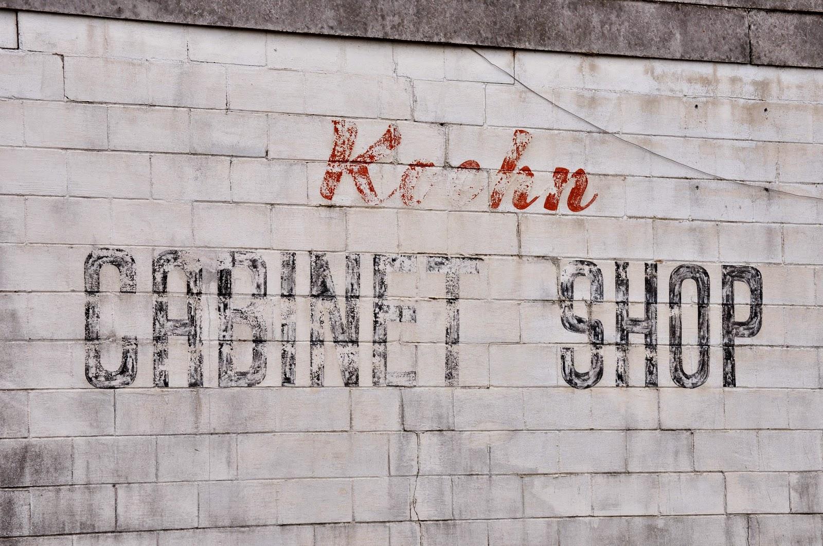 Koehn Cabinet Shop Brooksville Mississippi Hickory Ridge Studio