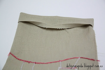 Hacer bolsa para ropa interior