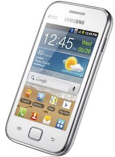 Samsung Galaxy Ace Duos Harga Spesifikasi 2012