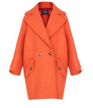 EGG SHAPE coat Max&Co