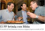El PP Guipuzcoano haciendole la competencia a Rubalcaba...