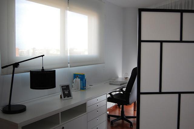 Zonas de estudio y trabajo escritorios despachos p gina - Integrar escritorio en salon ...