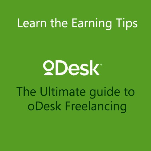 Earn money with oDesk. Ultimate guide for oDesk.
