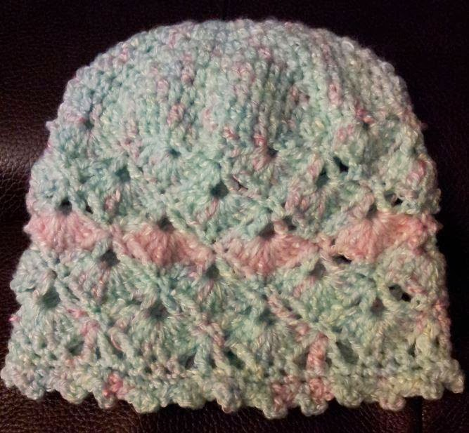 Crochet Hat Pattern For 8 Month Old : Free Crochet Patterns By Cats-Rockin-Crochet