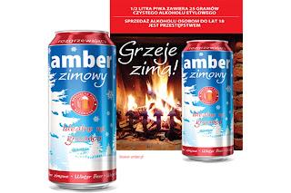 cerveza Amber Zimowy