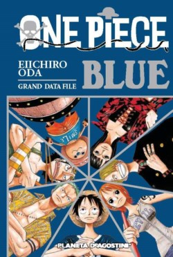 One Piece Guía nº02 Blue: Grand Data File [Reseña]
