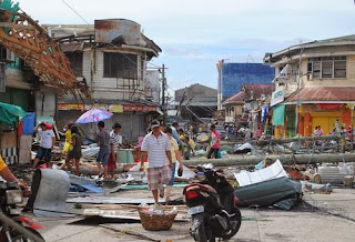 Bispos das Filipinas: A fé em Deus é mais forte que o tufão