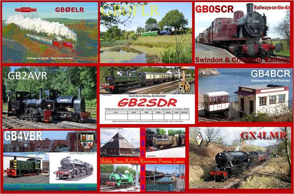Railways on the Air