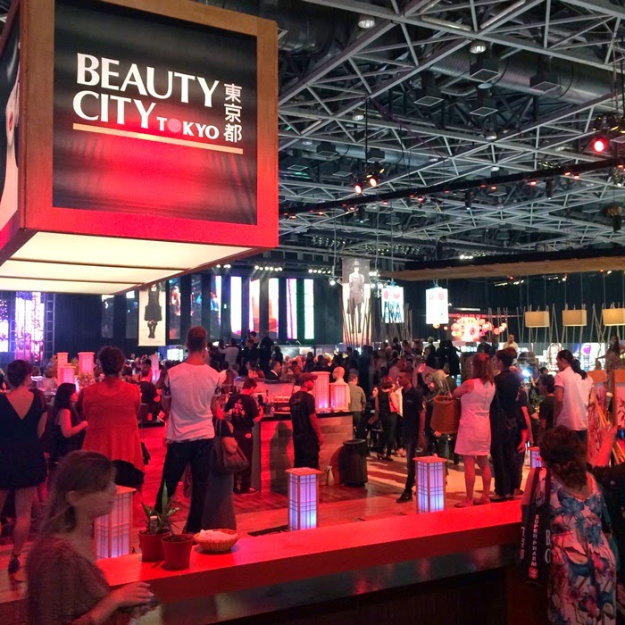 בלוג אופנה Vered'Style - ביטי סיטי טוקיו, ערב הגאלה