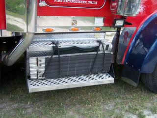 rampas para caminhão