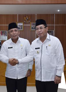 Sementara Iskandar Umroh, Rifa'i Laksanakan Tugas-Tugas Bupati