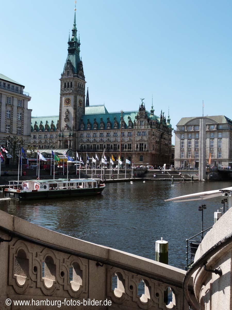 Hamburg Sehenswürdigkeiten Top 10 - Rathaus