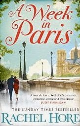 French Village Diaries book review A Week in Paris Rachel Hore The Occupation