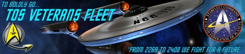 STO TOS Veterans fleet