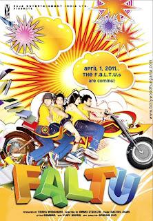 Faltu - 2011 hindi movie free download