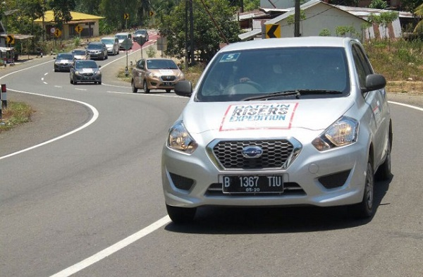 Datsun GO + Panca Success Shopping Sulawesi