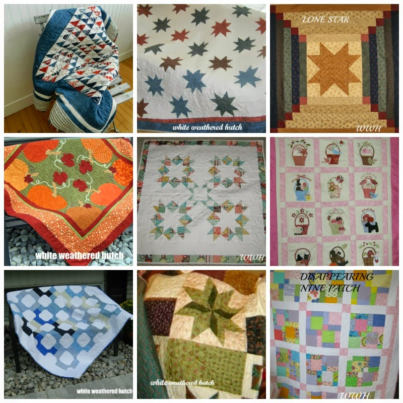 QUILTS i HAVE MADE OVER THE YEARS