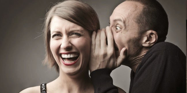 Tertawa Berlebihan dan Akibatnya