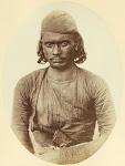 Kus-or-Khas,-Goorkha-Dominant-Tribe---Nepal,-c1860's