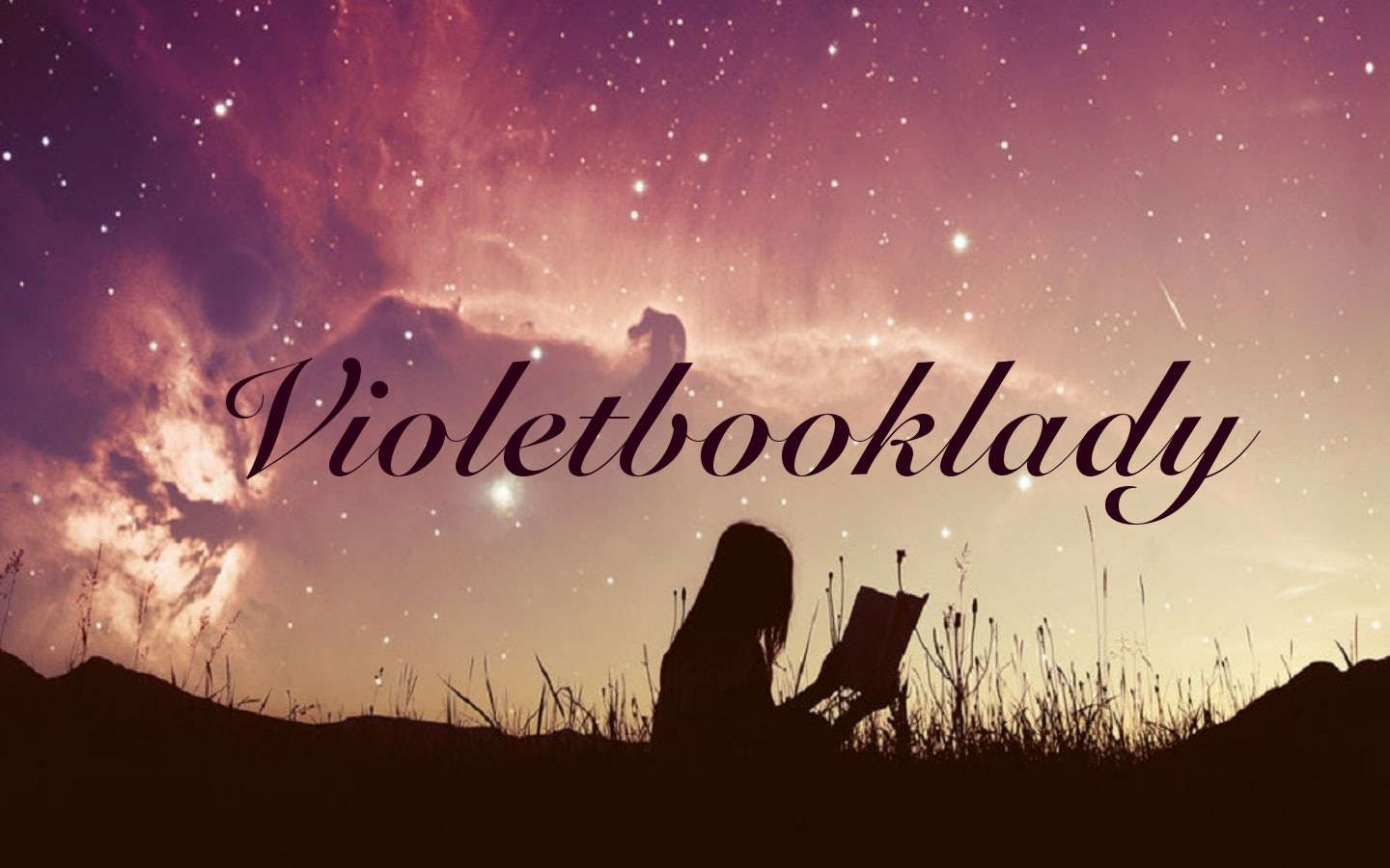 Violet Booklady