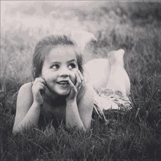 niña vintage