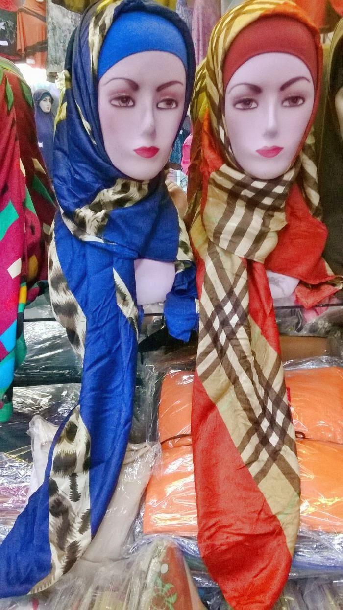 harga Jilbab Azur Turkey