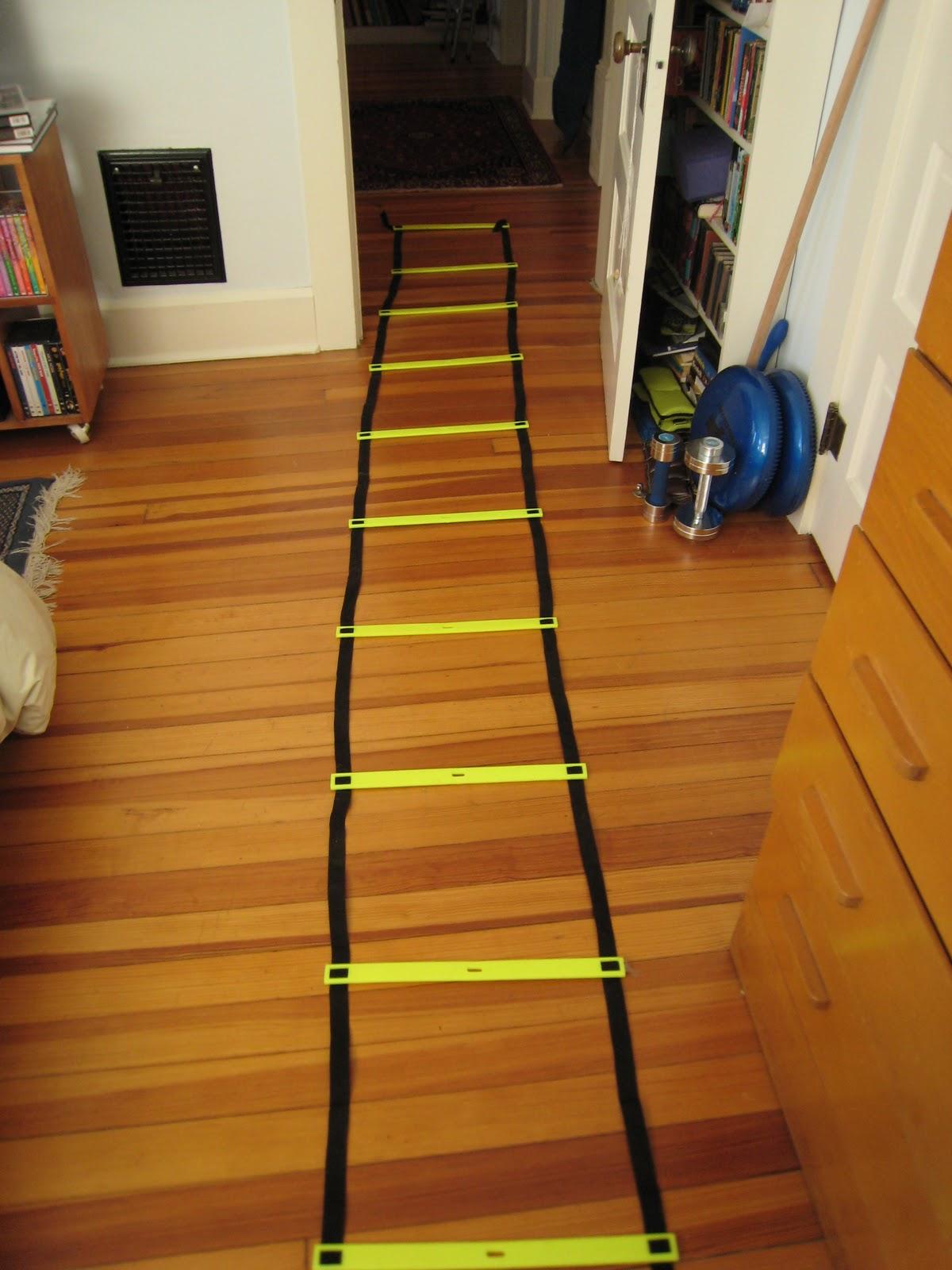 Plyometric exercises ladder drills effective
