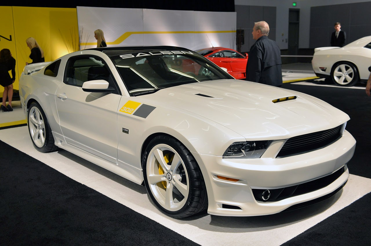 saleen unveils 30th anniversary sa 30 mustang ford mustang. Black Bedroom Furniture Sets. Home Design Ideas