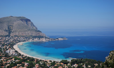 Mondello spiaggia Palermo