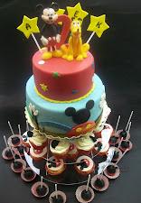Party w stylu Myszki Miki