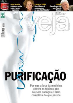 Revista Veja Purificação Fevereiro de 2012
