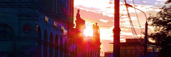 Фотографическая петля вокруг 'Патриков' - прогулка и фотогалерея Андрея Климковского | Москва, Патриаршие пруды