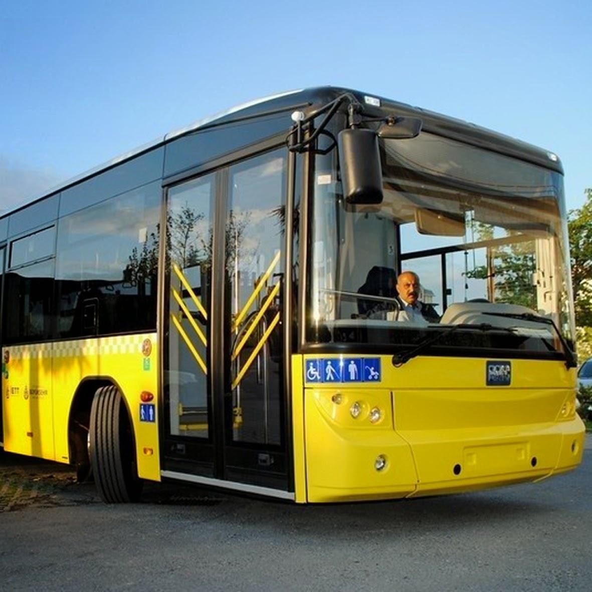 Otobüsler ücretsiz mi bayramda iett yüzde 50 indirimli