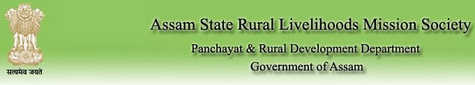 Assam State Rural Livelihoods Mission Society Logo