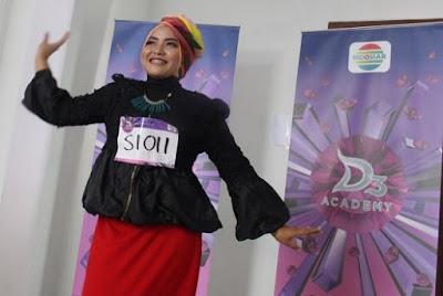 Peserta D'Academy Asal Aceh Nonie,  Pernah Menjadi Juara MTQ