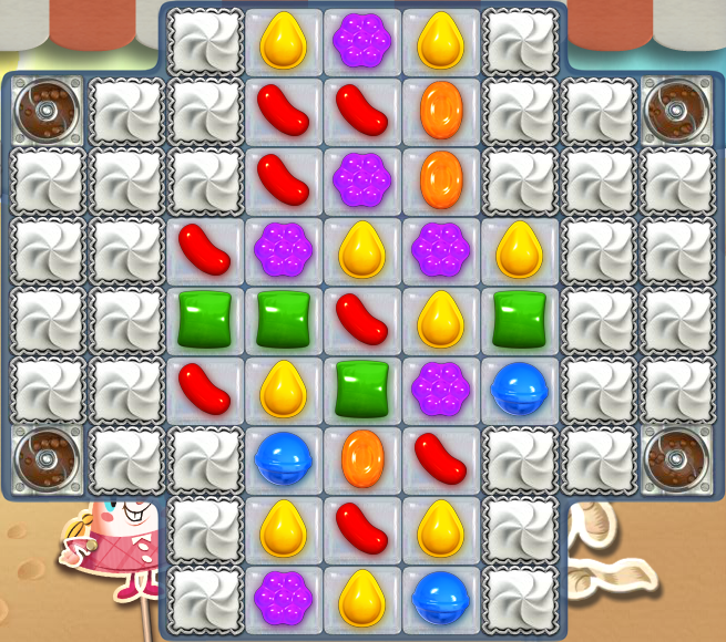 candy crush tips level 167 omschrijving van candy crush level