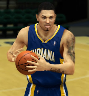 NBA 2K13 Gerald Green Cyber Face Update