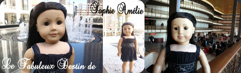 Le Fabuleux Destin de Sophie Amlie