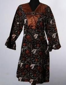 ... Model Baju Batik Terbaru 2013 Trend Model Baju Batik Modern 2013