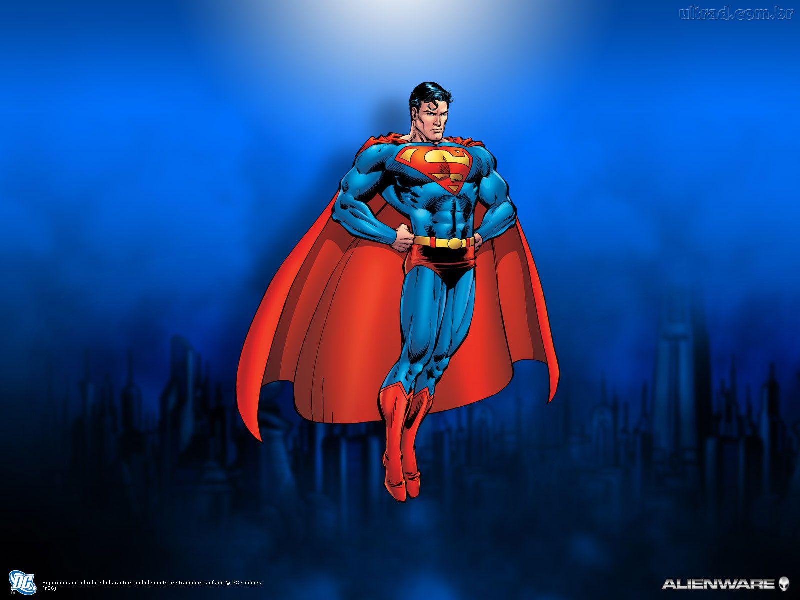 Superhero Wallpaper - Superhero