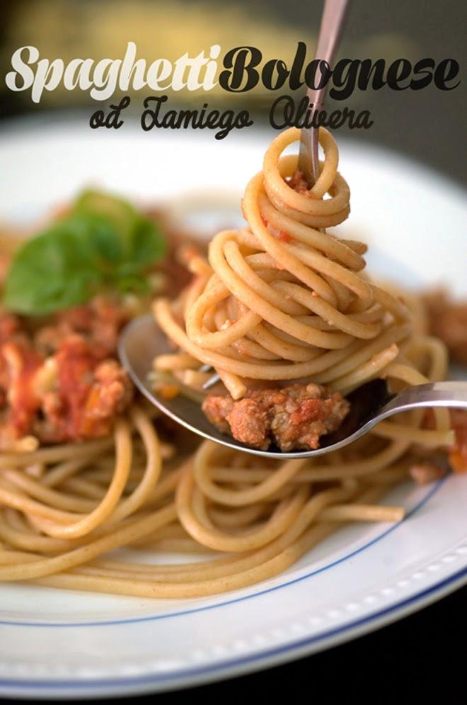 how to make spaghetti bolognese jamie oliver