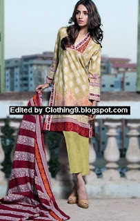 Alzohaib Winter Collection 2015-16