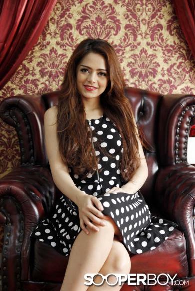Majalah Sooperboy , model cantik dan pintar DJ Yasmin menghiasi site ...