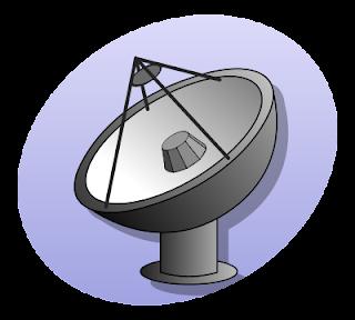 Δορυφορικά