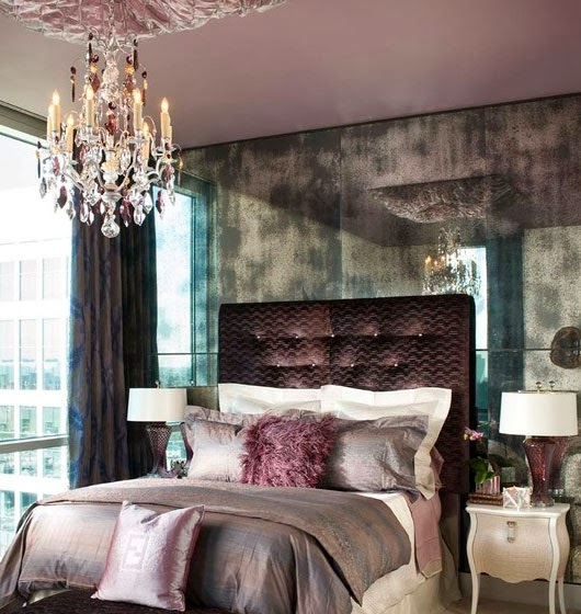 Romantic Bedroom Colors Urban Glam Click Pic For 42 Romantic Master